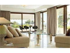Executive Two Bedroom Suite