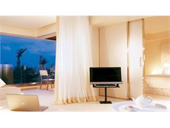 Luxury One Bedroom Suite with Frontal Sea View