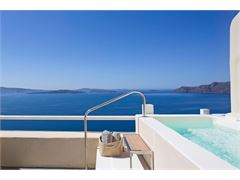 Canaves Oia Suites - Grand Suite 2-Bedrooms